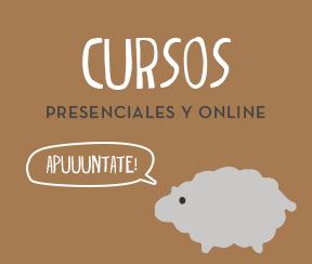 Cursos - Presenciales y online