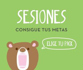 Sesiones - Consigue tus metas